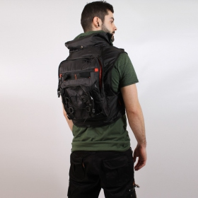 VEST01 Sac Transporter FULL BACK3