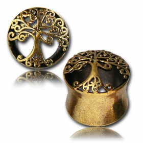"\""Tree of life\\\"" beautiful plug"