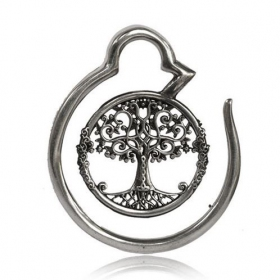 "\""Tree of Life Pali\\\"" ear jewel"