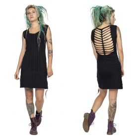 "Vestido \""Artemis\"", Negro"