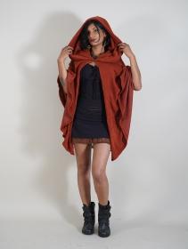 """Vestido \""""Jadeite\"""", Negro y marrón"""
