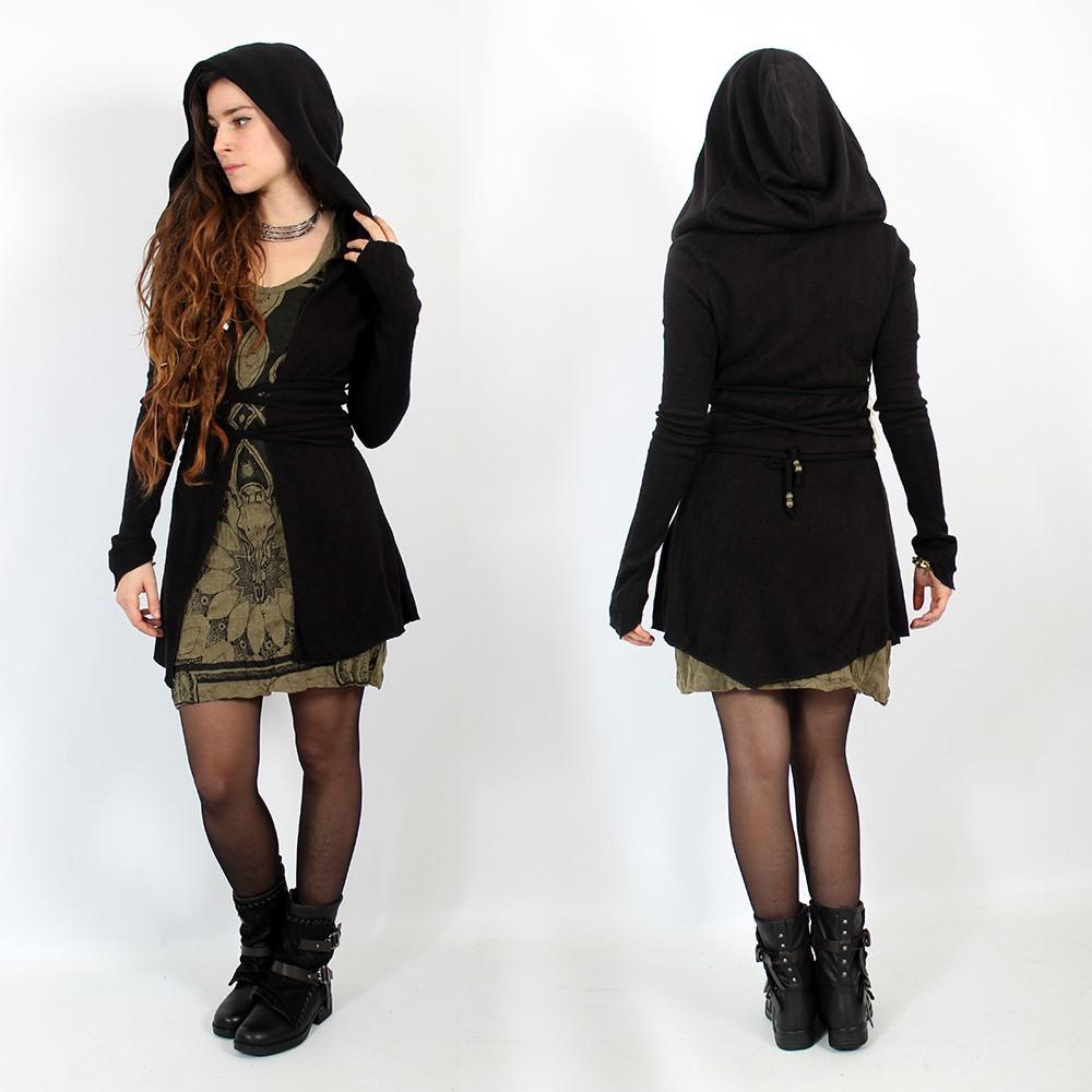 """Vestido \""""Lotus\"""", Caqui"""