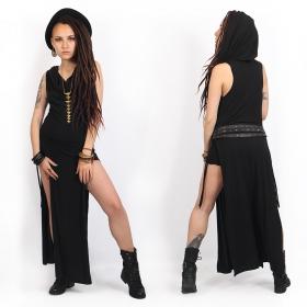 """Vestido \""""Nephilim\"""", Negro unido"""