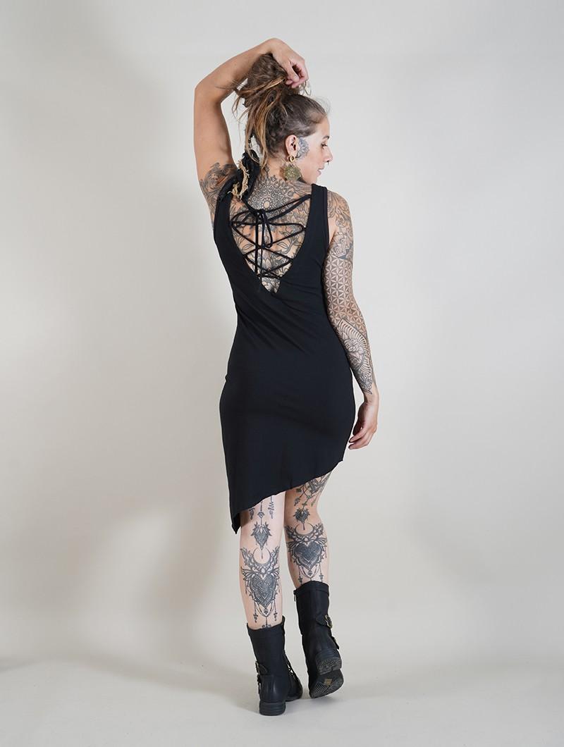 "Vestido \""Nova\"", Negro"