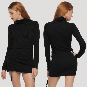 Robe pull manches longues \