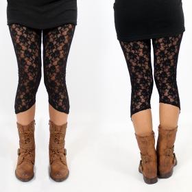 "\""Yaö-li\"" leggings, Black"
