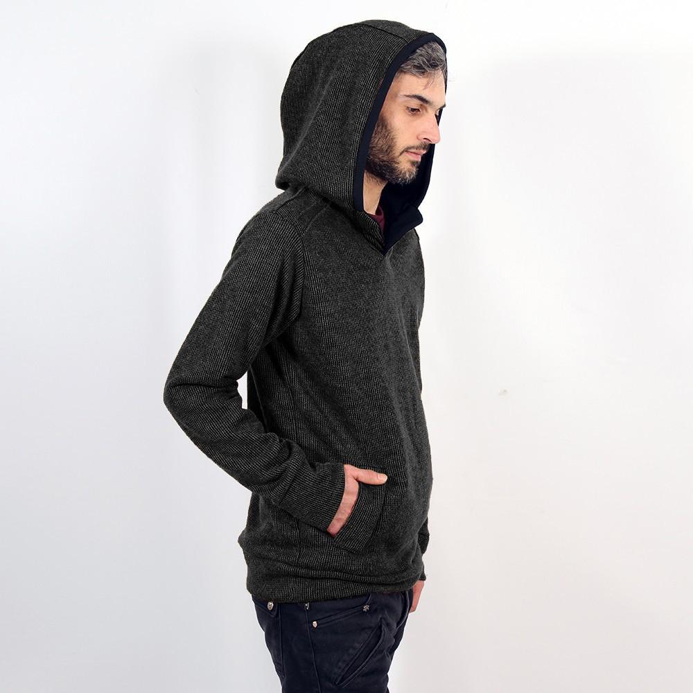 "Yggdrazil pullover \""Sphynx\"", Grey"